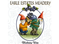 Earl Estates Meadery Blueberry Wine