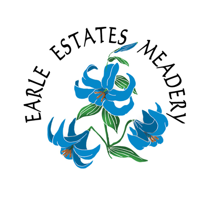 Earl Estates Meadery Logo and Website Link