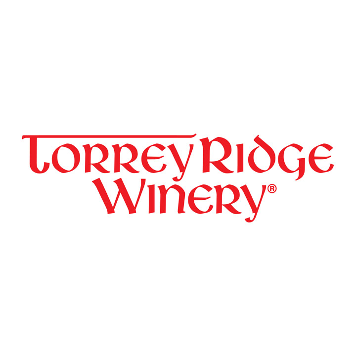 Torrey Ridge Winery Logo and Website Link